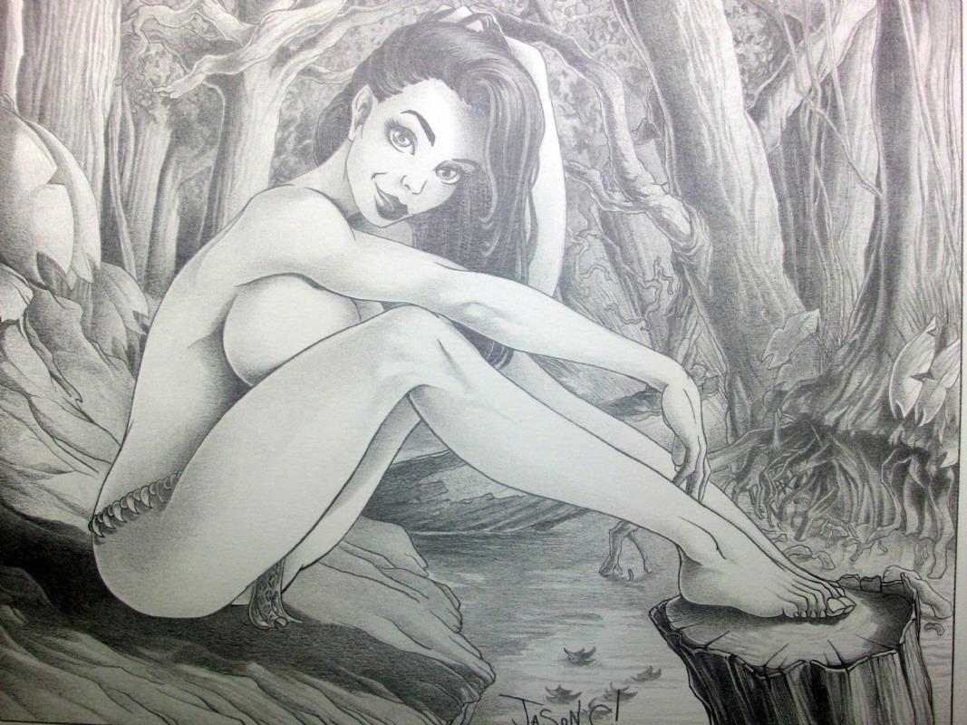 MARYANN: Nude hot women with bush